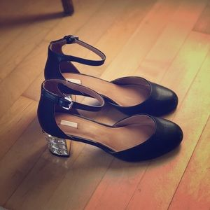 Embellished Urban Outfitters Heels